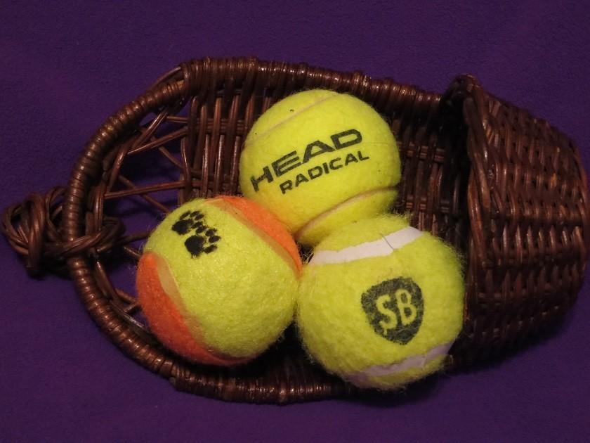 Мяч.мячик.теннисный.тенісний.head radical фото №1