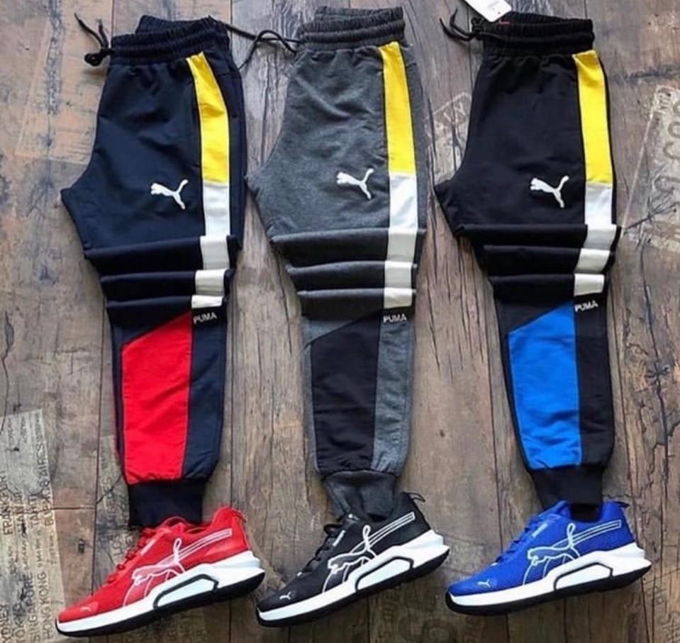 Спортивные штаны фото №1