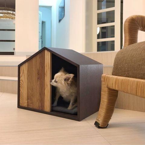 Будиночки для тварин з дерева фото №1