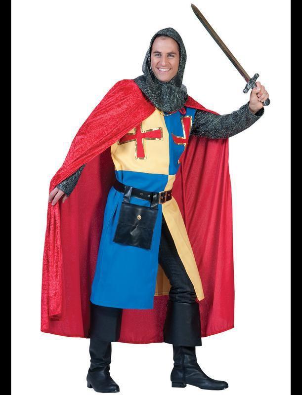 Наряд для маскарадного костюма рыцарь львиное сердце фото №1