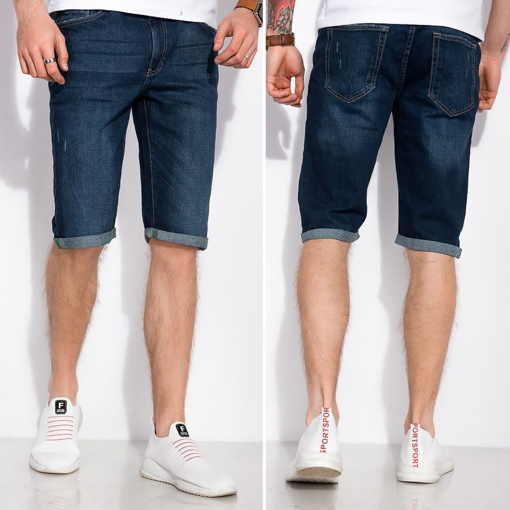 Летние джинсовые шорты фото №1