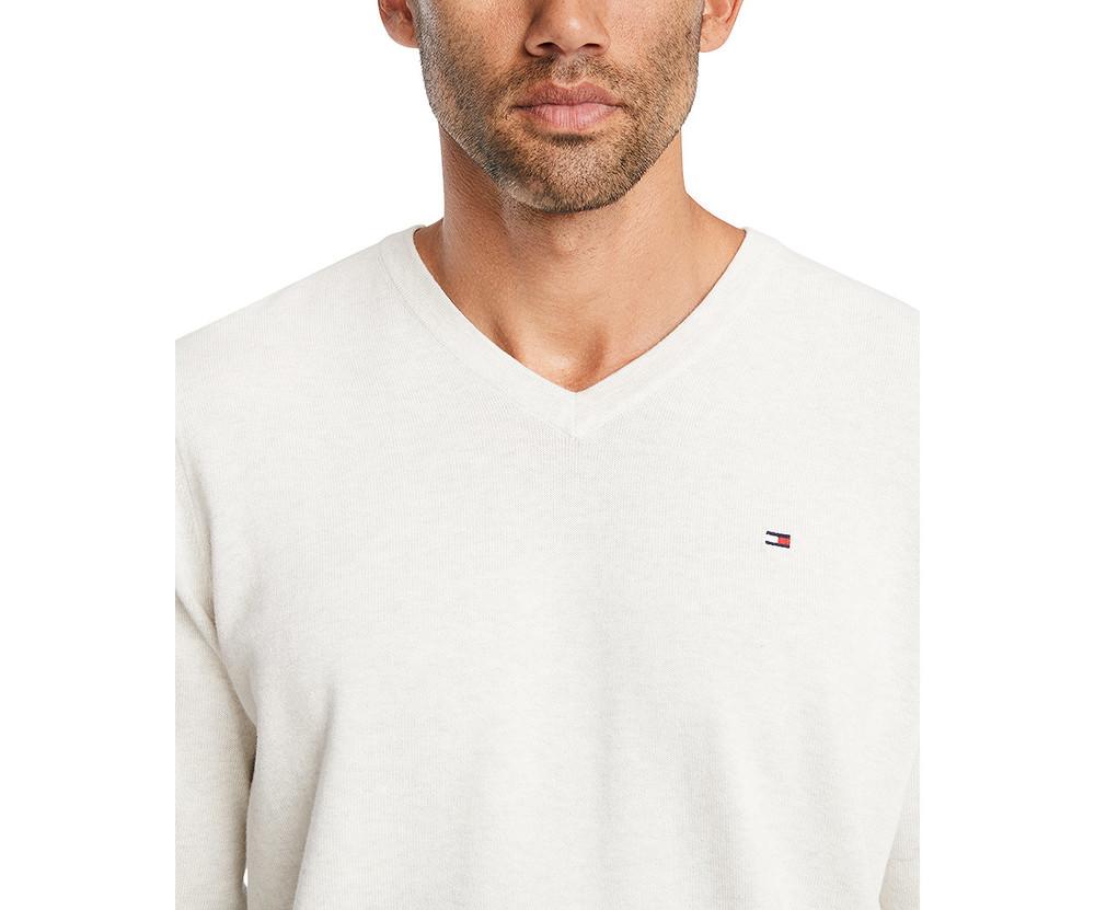 Джемпер - пуловер - реглан - свитер tommy hilfiger фото №1