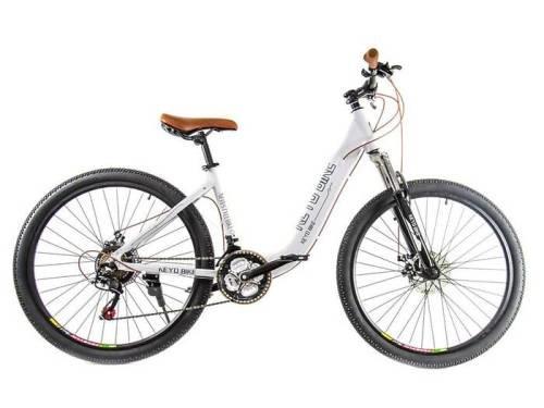 Велосипед скоростной 26 дюймов на алюминиевой раме фото №1