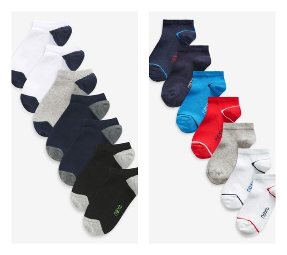 Набори коротких дитячих носків next під замовлення фото №1