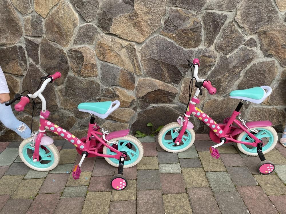 Велосипед детский для двойни фото №1