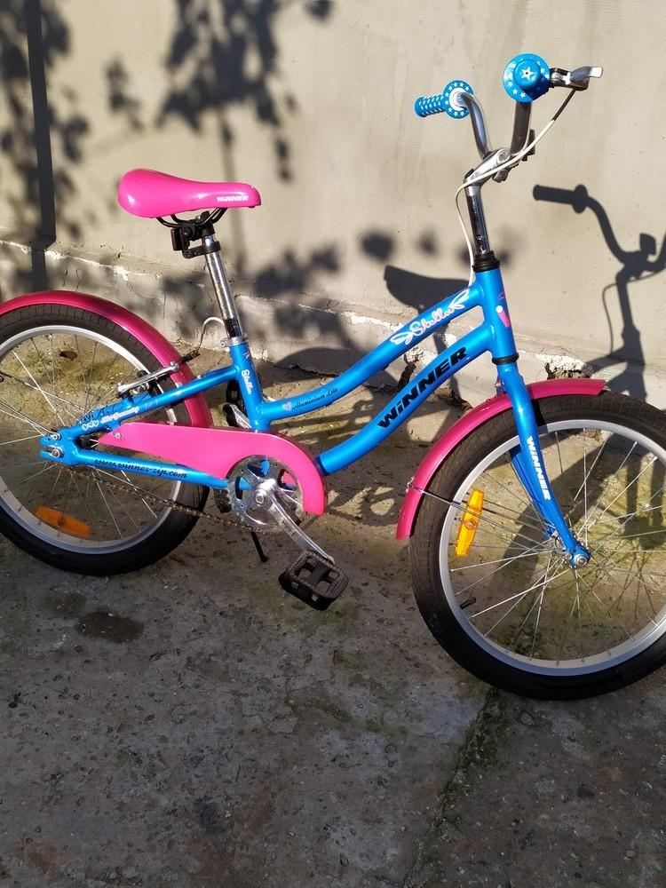 Велосипед для девочки . фото №1
