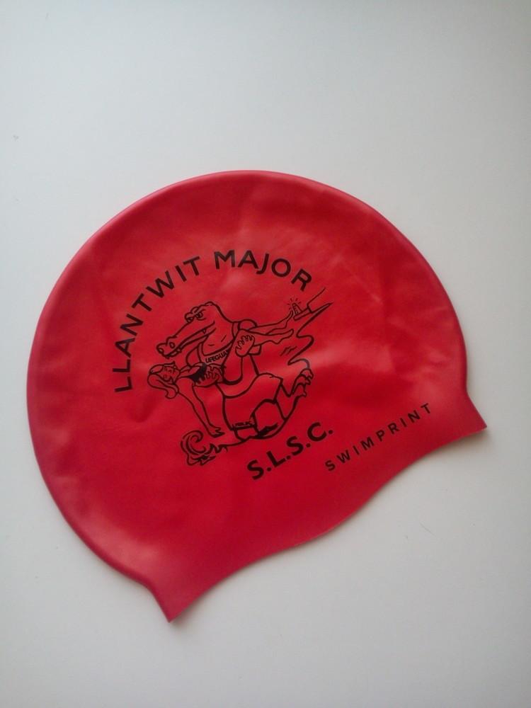 Шапочка для плавания llantwit major от s.l.s.c. фото №1