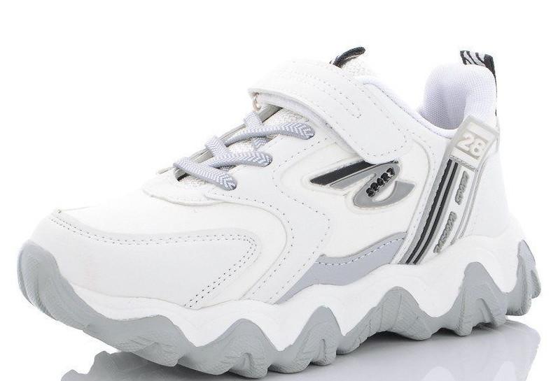 Детские кроссовки,хайтопы белые 32,34 размер фото №1