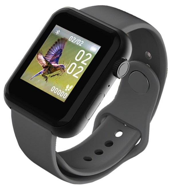 Смарт часы, фитнес-трекер, измерения сердечного ритма, прогноз погоды фото №1