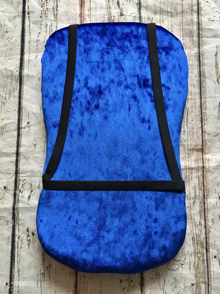 Подушка для гимнастики, акробатики, черлидинга подушка для растяжки, наспинник, черепашка фото №1