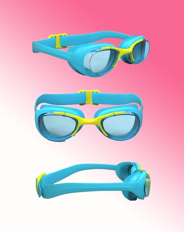 Детские очки для плавания nabaiji 110-140 фото №1