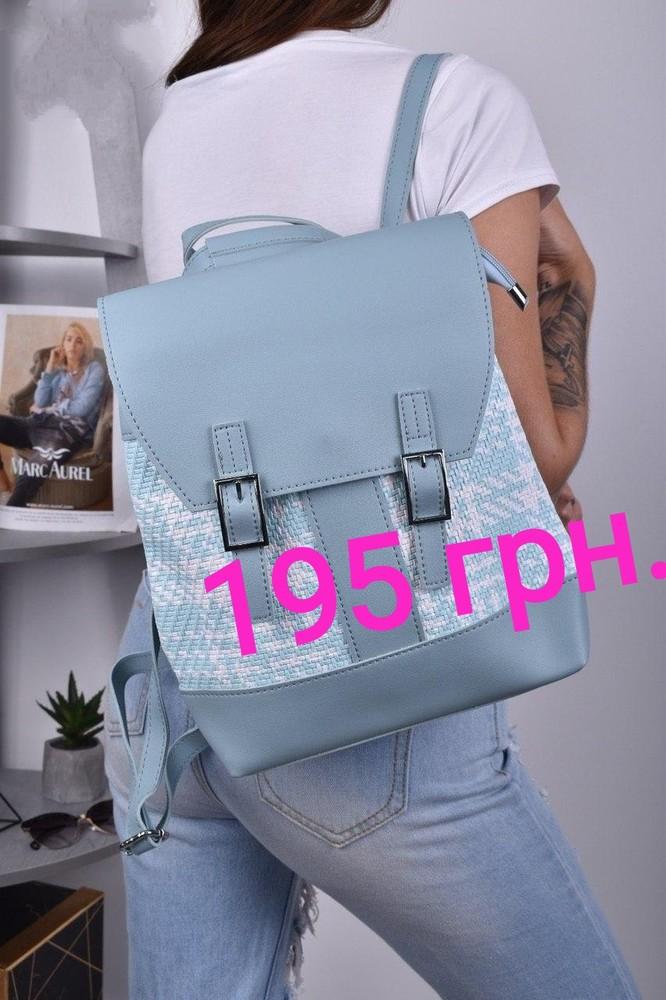 Женский рюкзак. фото №1
