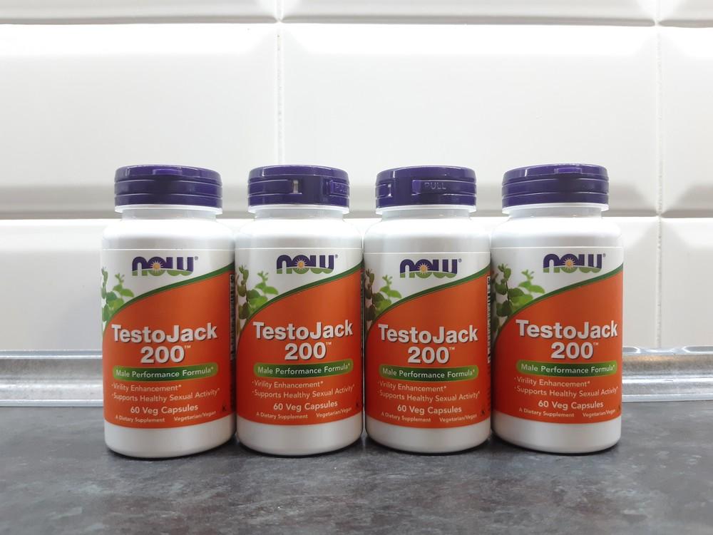 Репродуктивное здоровье мужчин, now foods, testojack 200, бустер тестостерона, tribulus+ maca+ horny фото №1
