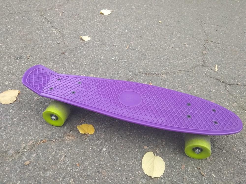 Скейт лонгборд pu sc17067 фото №1