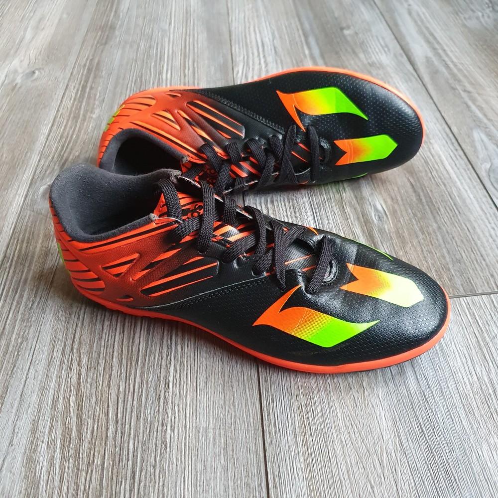 Кроссовки сороконожки adidas messi 38р фото №1