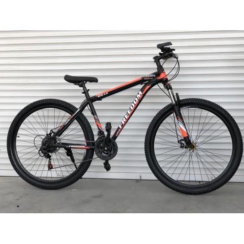 Top rider 903 29 дюймов велосипед универсальный найнер одноподвес фото №1