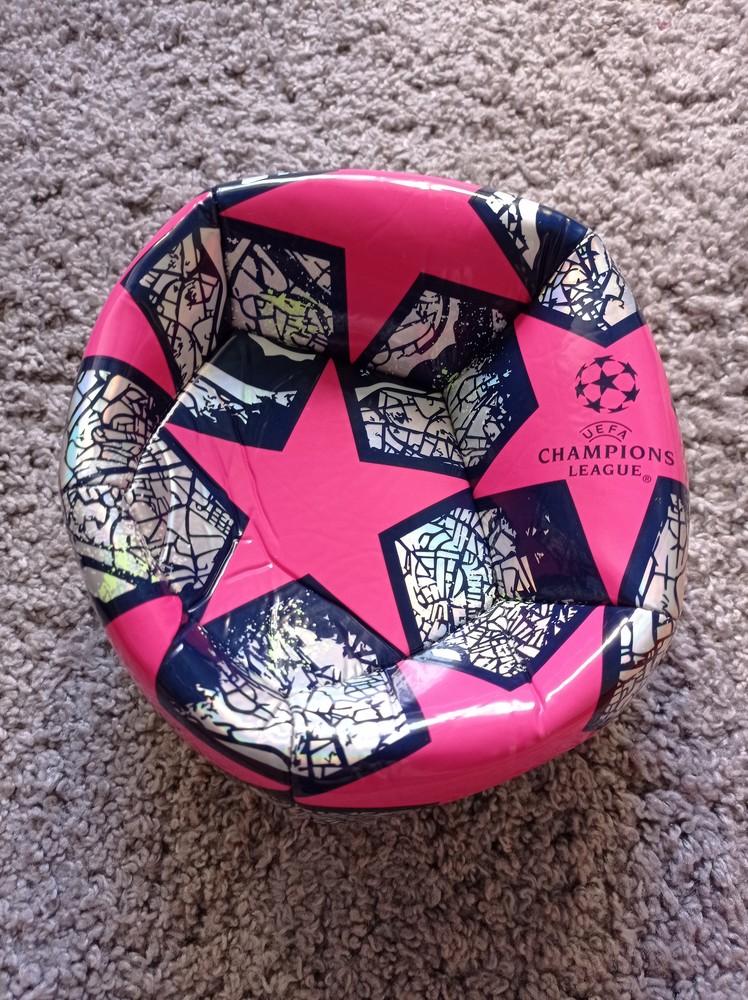 Мяч футбольный ucl finale istambul training ball фото №1