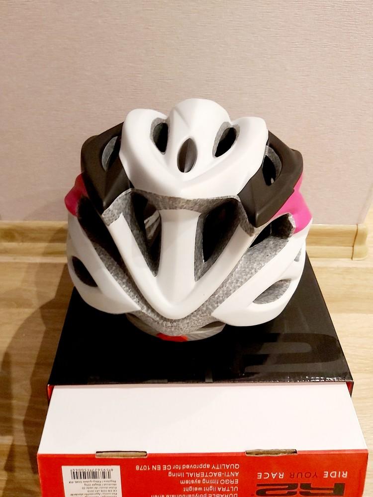 Шлем велосипедный catherinelife . шлем защитный. шлем. фото №1