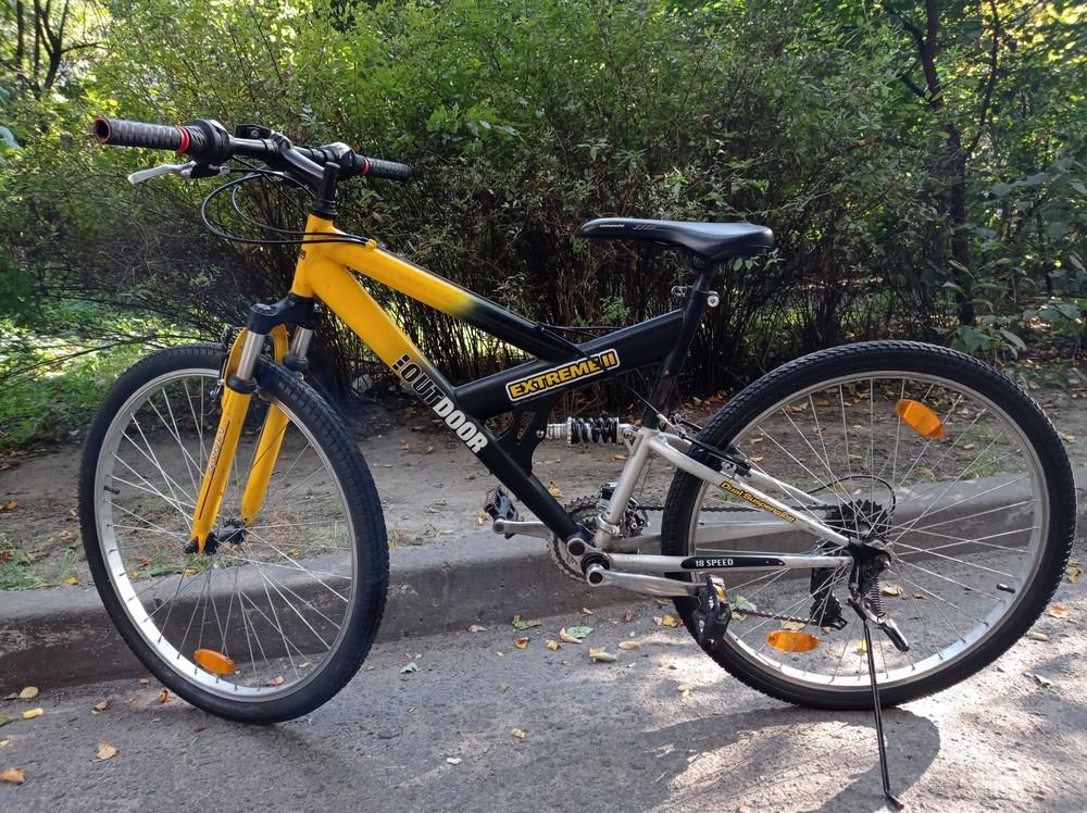 Велосипед extreme ii outdoor фото №1