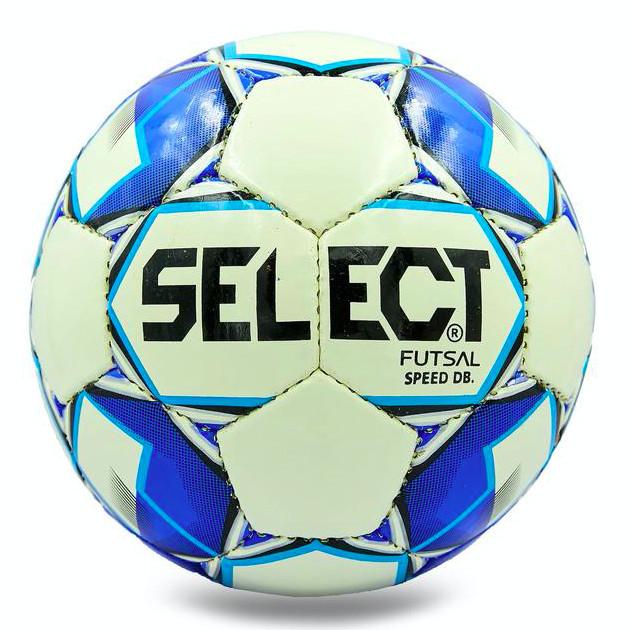 Мяч футбольный select speed 8151: размер №4 (сшит вручную) фото №1