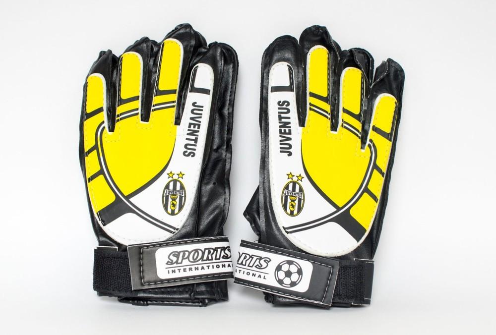 Вратарские перчатки juventus sports international фото №1