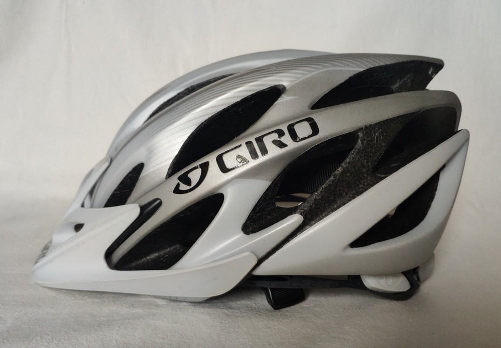 Велошлем giro athlon. s фото №1