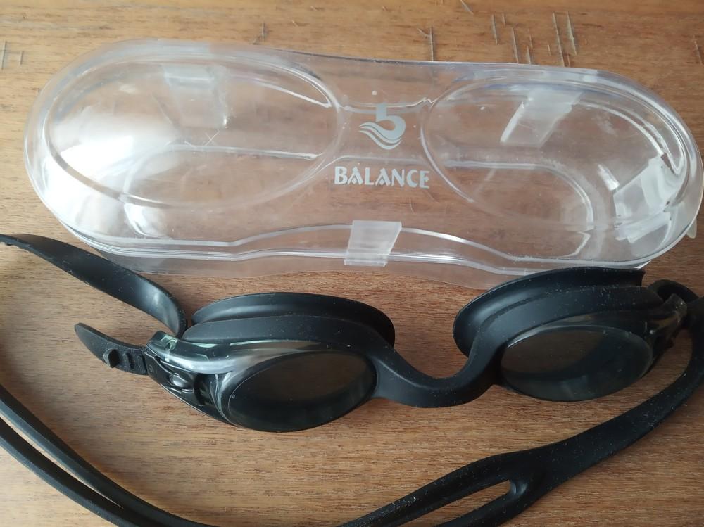 Очки для плавания balance фото №1