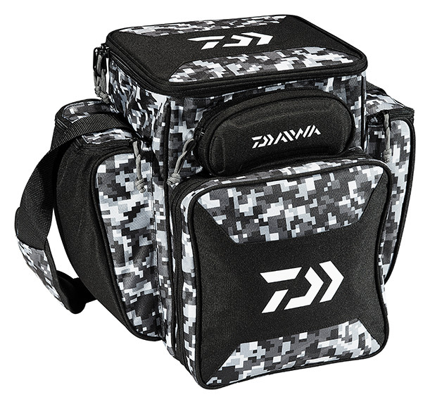 Рыбацкая сумка для снастей daiwa tactical tackle box фото №1