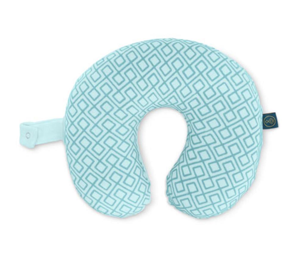 Анатомическая дорожкая подушка для шеи тсм tchibo. фото №1