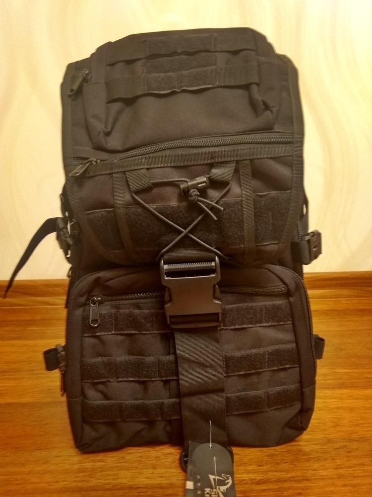 Тактический рюкзак, 30л фото №1