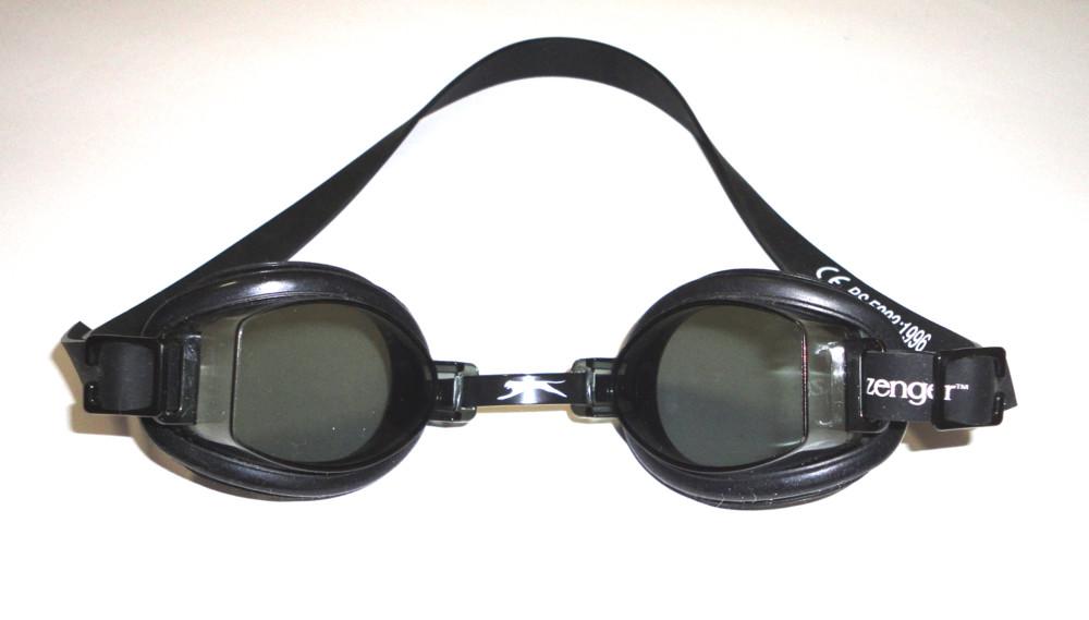 Очки для плавания подростковые - взрослые slazenger фото №1