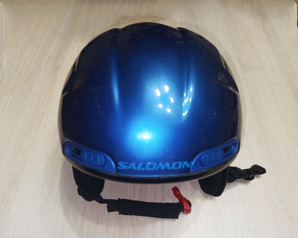 Шлем,шолом дитячий salomon фото №1