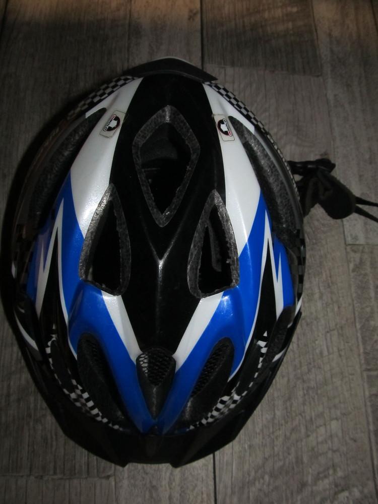Велошлем bikemate обьем 49-54см фото №1
