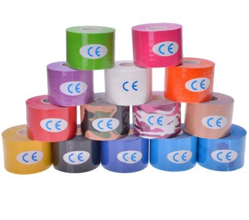 Кинезио тейп kinesiology tape 5см х 5м фото №1