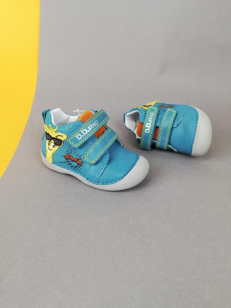 Кожаные ботиночки для самых маленьких (ddstep) фото №1