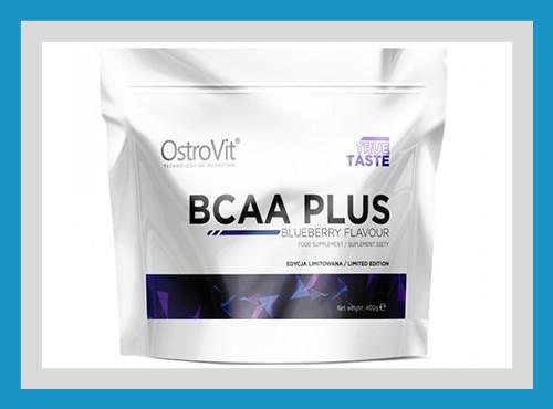 Аминокислоты ostrovit bcaa plus 400 g купить bcaa + глютамин в киеве фото №1