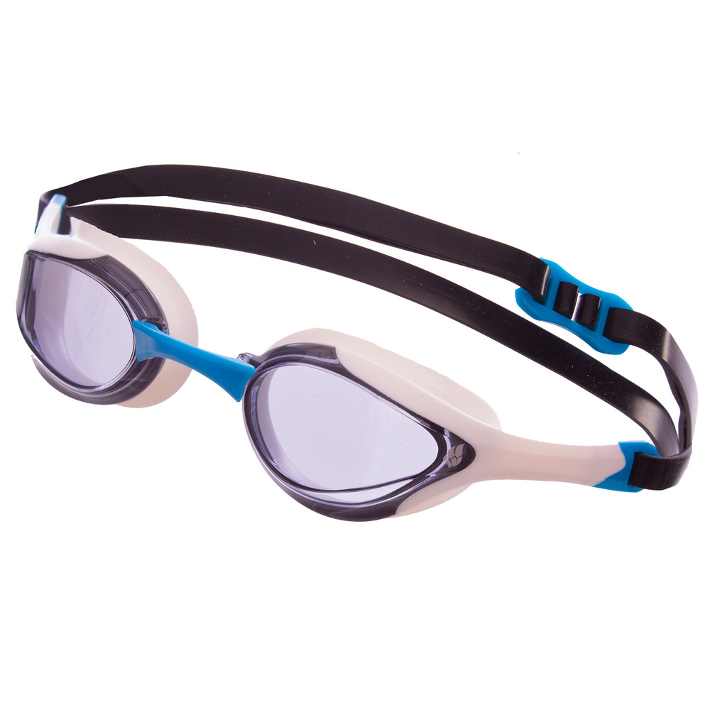Очки для плавания madwave alien 042727: поликарбонат, силикон, 3 цвета фото №1