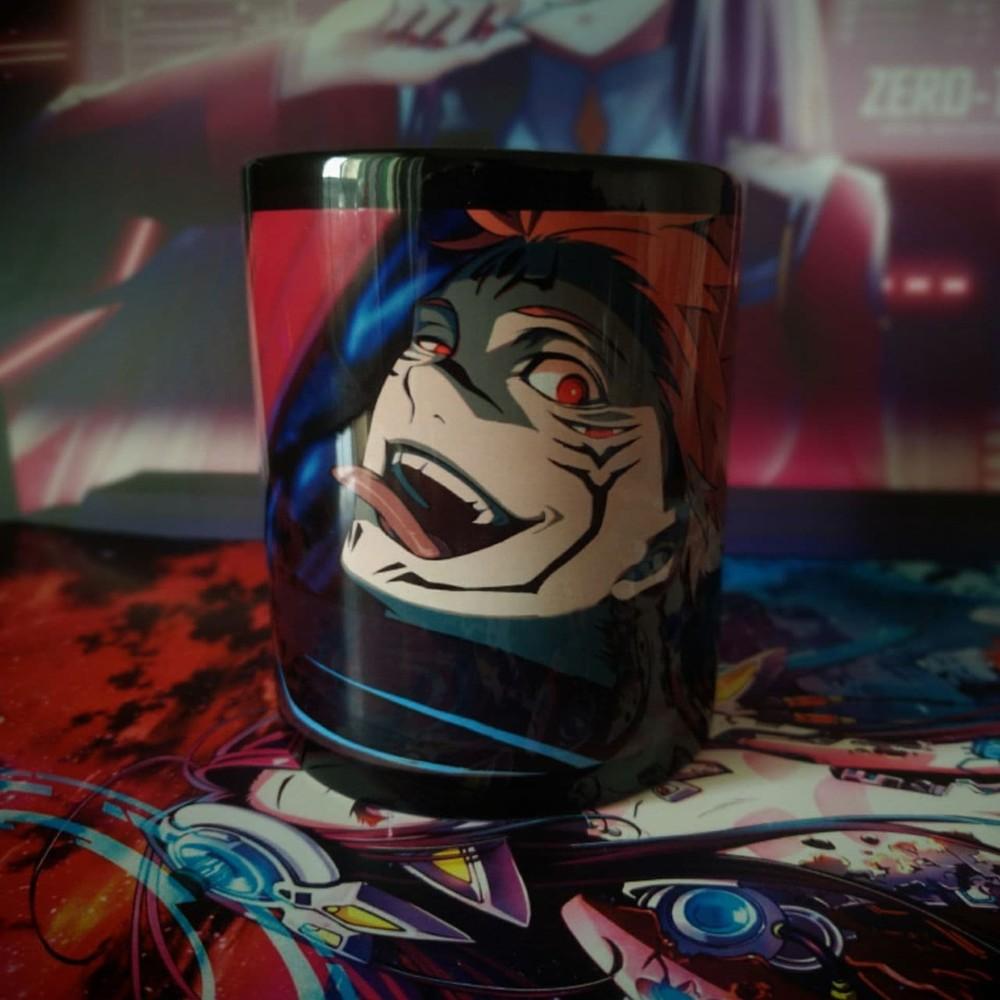 Кружка /чашка /аниме / магическая битва фото №1