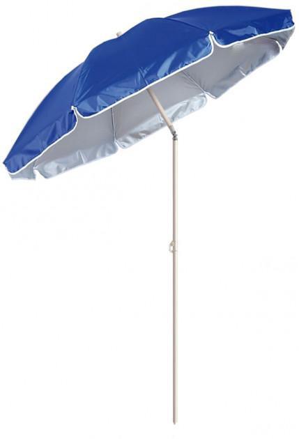 Пляжный зонт, зонт для пикника, садовый с наклоном и регулировкой высоты 2.0 м фото №1