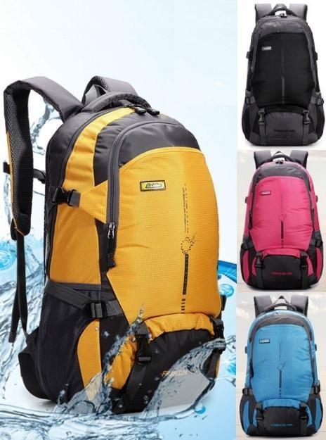 Рюкзак туристический мaishiwei 45 фото №1