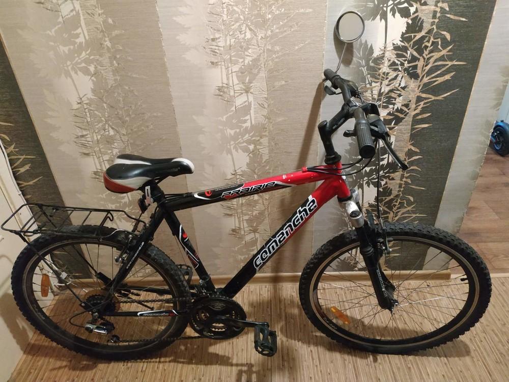 Велосипед comanche 26 фото №1