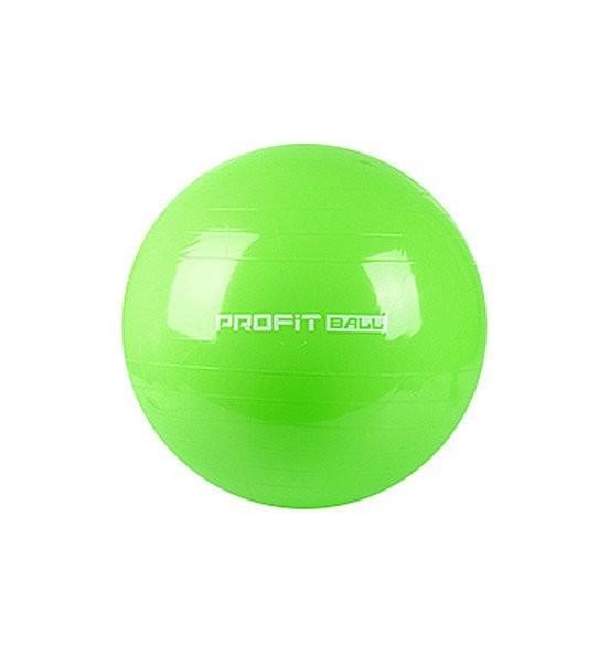 Мяч для фитнеса фитбол 65 см profi ms 0382 салатовый фото №1