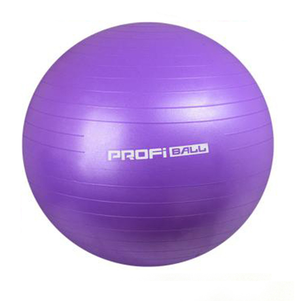 Фитбол мяч для фитнеса profit без коробки 65 см гимнастический мяч фото №1