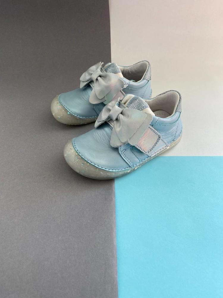 Стильные туфли для девочки фото №1