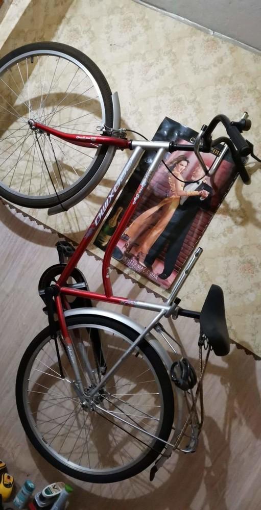Срочно! дамский городской велосипед. фото №1
