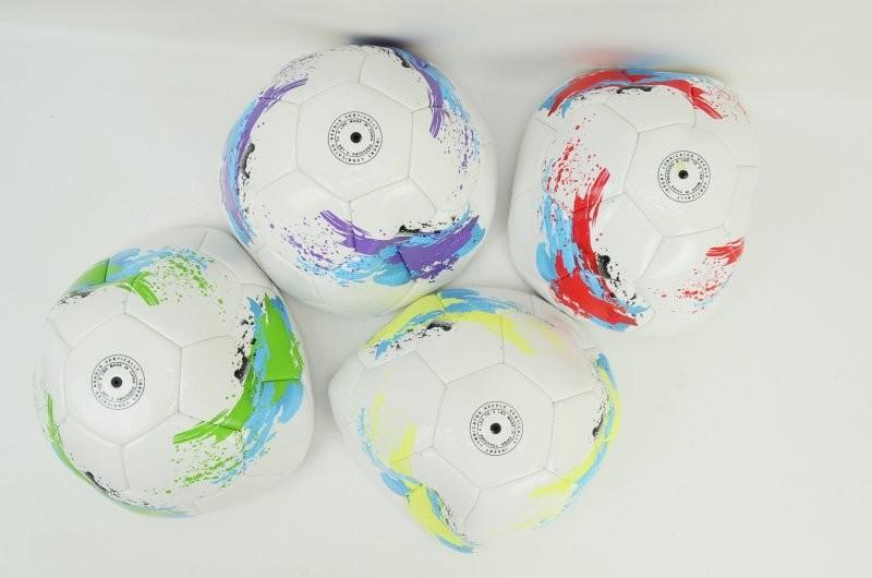 Мяч футбольный bt-fb-0294 фото №1