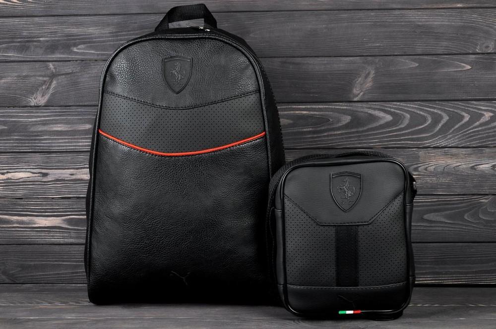 Комплект рюкзак+барсетка фото №1