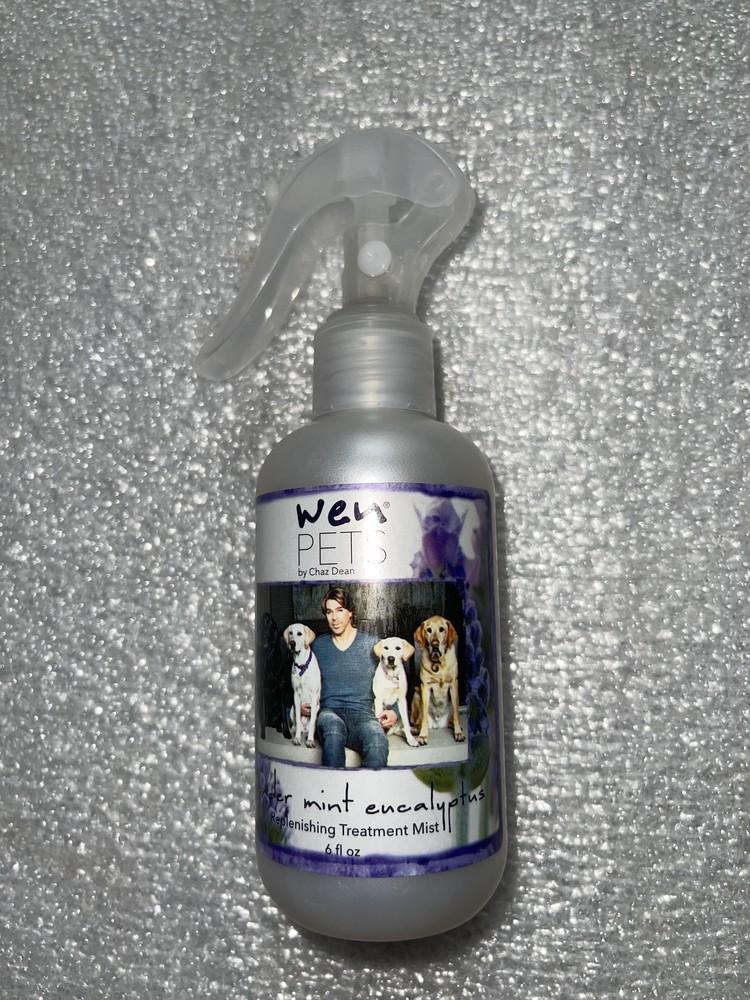 Безсульфатный спрей с пептидами и аминокислотами для шерсти собак chaz dean сша фото №1