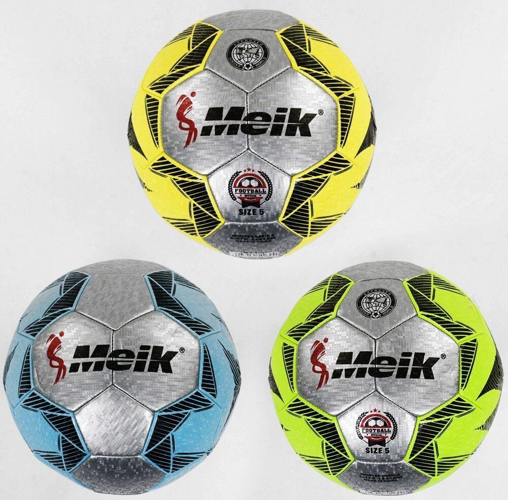 Футбольный мяч meik (размер 5) фото №1