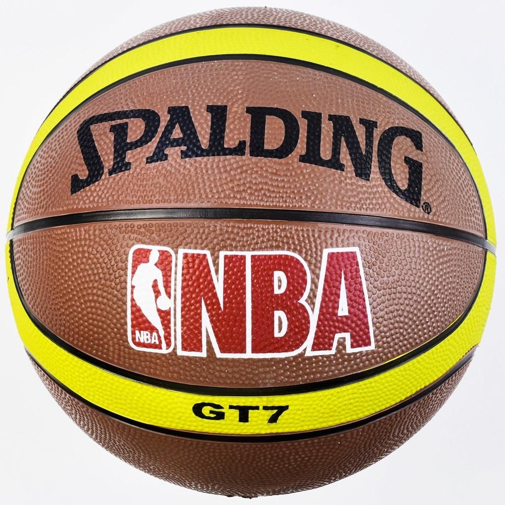 Баскетбольный мяч spalding nba (размер 7) фото №1